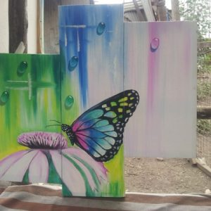 butterfly-nature-3-panel
