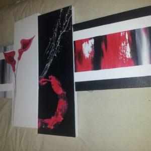 4-panel art