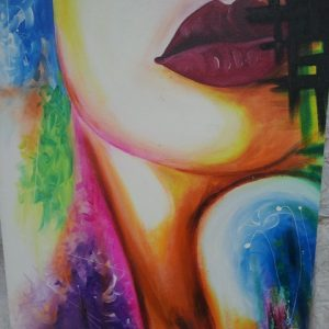 lady-abstract2-figurative